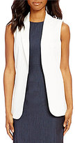 Calvin Klein Soft Suiting Notch Collar Vest