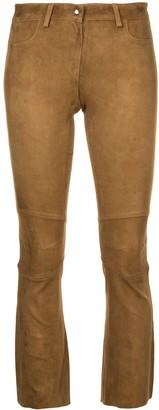 Sylvie Schimmel Filou cropped trousers