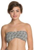 O'Neill Swimwear Marina Smocked Bandeau Bikini Top 8124571