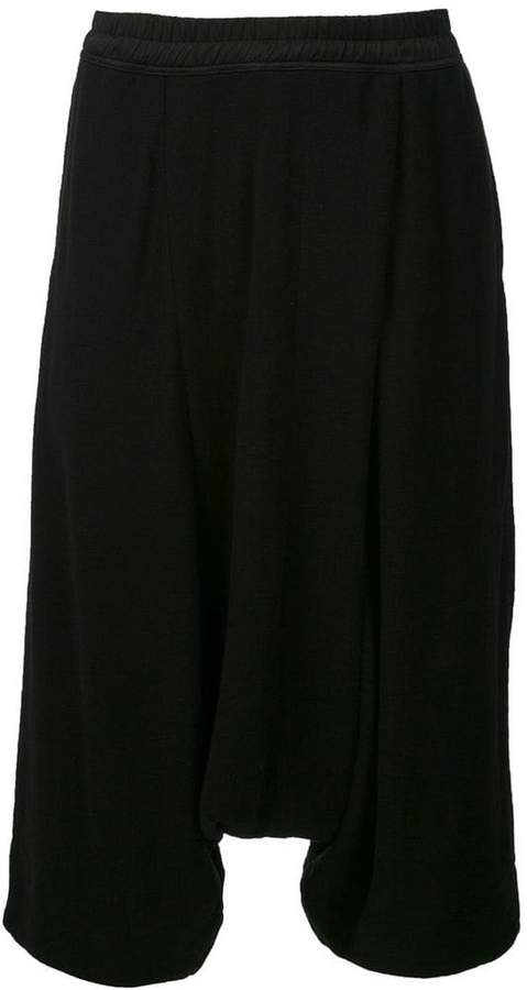 Julius cropped trousers