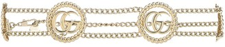 Gucci GG Detail Chain Belt