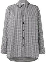 Balenciaga checked shirt - women - Cotton - 34