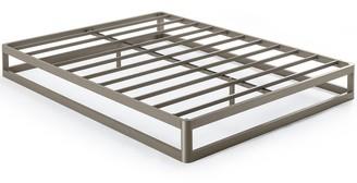 Overstock Full size Modern Heavy Duty Low Profile Metal Platform Bed Frame - Copper