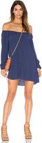 American Vintage Abysville Long Sleeve Tunic Dress
