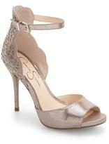 Jessica Simpson Women's Bellona Ankle Strap Sandal