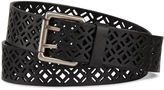 MIXIT Diamond-Design Cutout Belt