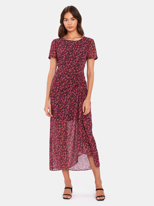 AllSaints Ariya Cheri Blossom Dress