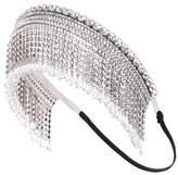 Miu Miu Crystal-embellished headband