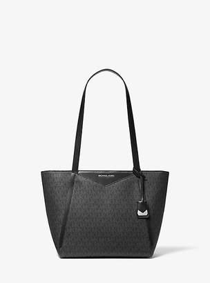 Michael Kors Whitney Small Logo Tote Bag
