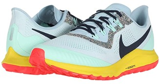 Nike Pegasus 36 Trail (Aura/Blackened Blue/Light Armory Blue) Men's Running Shoes