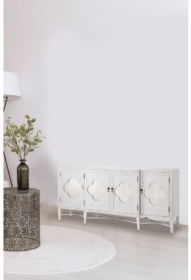 Mercer41 Ken 4 Door Sideboard