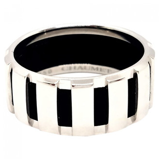 Chaumet Class One Silver White gold Rings