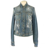 John Galliano Blue Denim - Jeans Jacket for Women Vintage