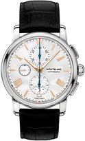 Montblanc 4810 Men's Stainless Steel Strap Watch