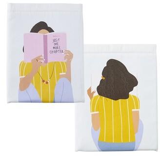 Indigo Paper The Book Bestie Selena Book Sleeve