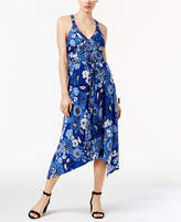 INC International Concepts Petite Floral-Print Dress, Only at Macy's