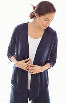 J. Jill Pure Jill Tencel®-Soft Knit Jacket