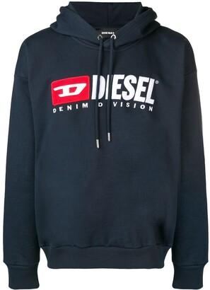 Diesel Hooded 90's sweatshirt