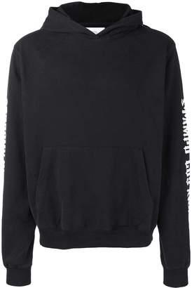 Stampd hooded sweatshirt