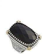 Konstantino Women's 'Nykta' Black Onyx Ring