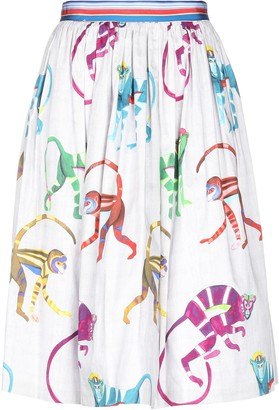 Stella Jean 3/4 length skirts