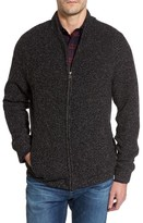 Nordstrom Men's Big & Tall Zip Front Cardigan