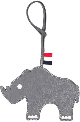 Thom Browne Rhino bag charm