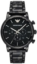 Emporio Armani Chronograph Bracelet Watch, 46Mm