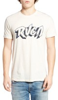 RVCA Men's Psych Script Graphic T-Shirt