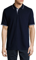 Robert Graham Clock Tower Polo Top
