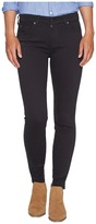 Agave Denim Harlowe Twill Skinny Fit in Stretch Limo Women's Jeans