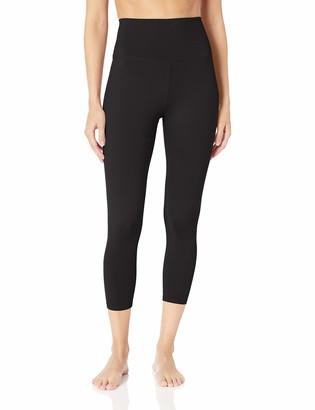 Core 10 Yoga Corecomfort High Waist 7/8 Crop Legging-24 Leggings