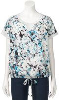 Juicy Couture Women's Drawstring Tee