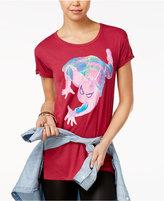 Marvel Juniors' Spider-Man Crawl Graphic Tunic T-Shirt