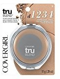 Cover Girl truBlend Pressed Blendable Powder Translucent Tawny, .39 oz