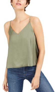 Bar III Reversible Bow Camisole, Created for Macy's