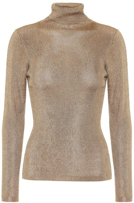 Temperley London Beryl turtleneck sweater