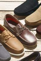 Mens Next Brown Leather Boat Shoe - Brown