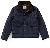Class Club Big Boys 8-20 Quilted Barn Coat