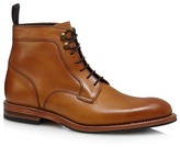 Loake Brown Leather Boots