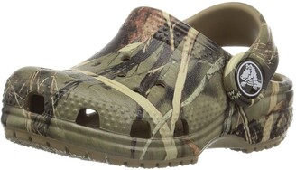 Crocs Classic Realtree K Clog (Toddler/Little Kid)