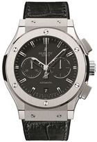 Hublot Classic Fusion 42mm Chronograph Titanium Watch