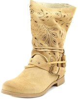 Coolway Nimfa Women US 7 Tan Mid Calf Boot