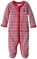 Ralph Lauren YD Interlock Stripe Coveralls Boy's Overalls One Piece