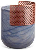Budri Rabbet marble vase