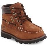 Timberland Boy's Oakwell Moc Toe Boot