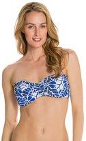 Jag Swimwear South Pacific Bandeau Bra Bikini Top 7535276