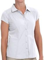 Royal Robbins Hydro Stretch Shirt - UPF 50+, Short Sleeve (For Women)