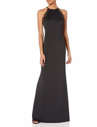 SHO Women's SLVLESS Neoprene Gown