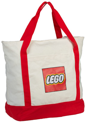 Lego Carry Gear Solutions Totebags White Canvas Tote